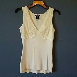 Eyeshadow Sleeveless Top
